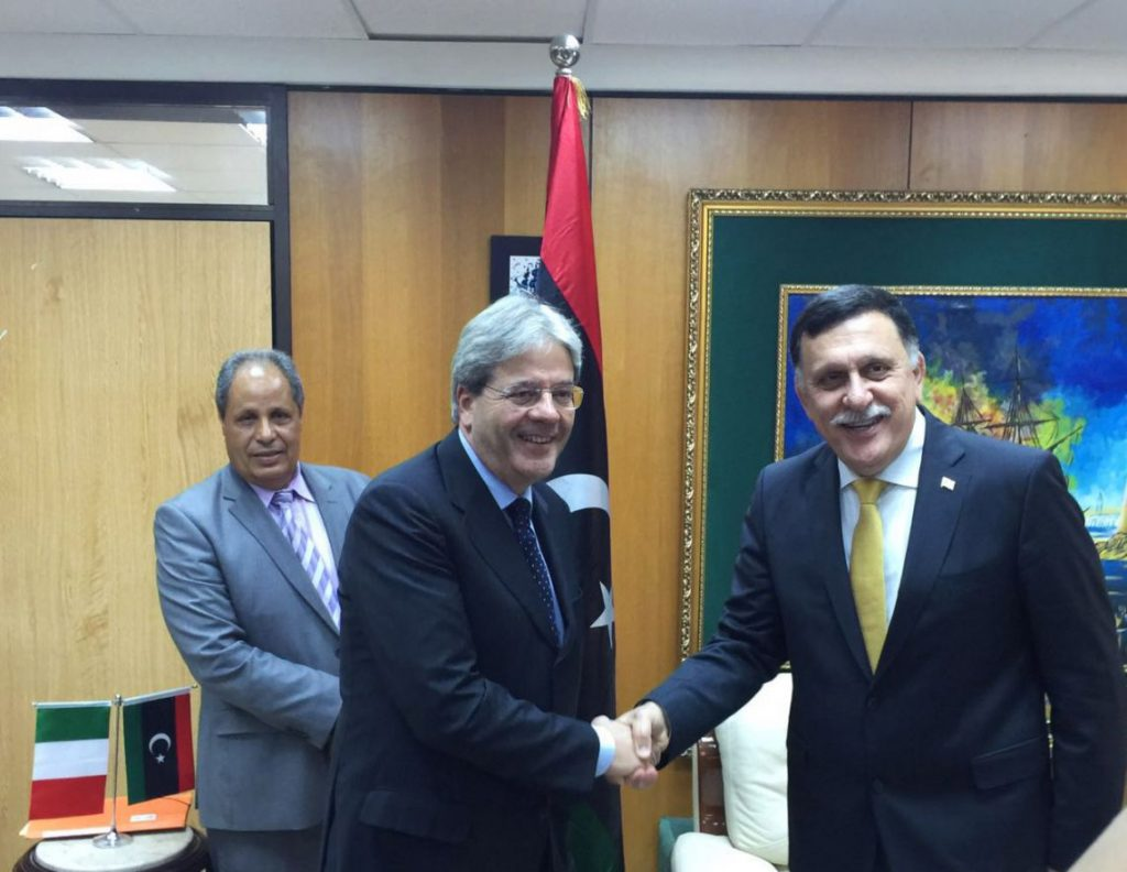Sarraj and Postcolonialism in Libya