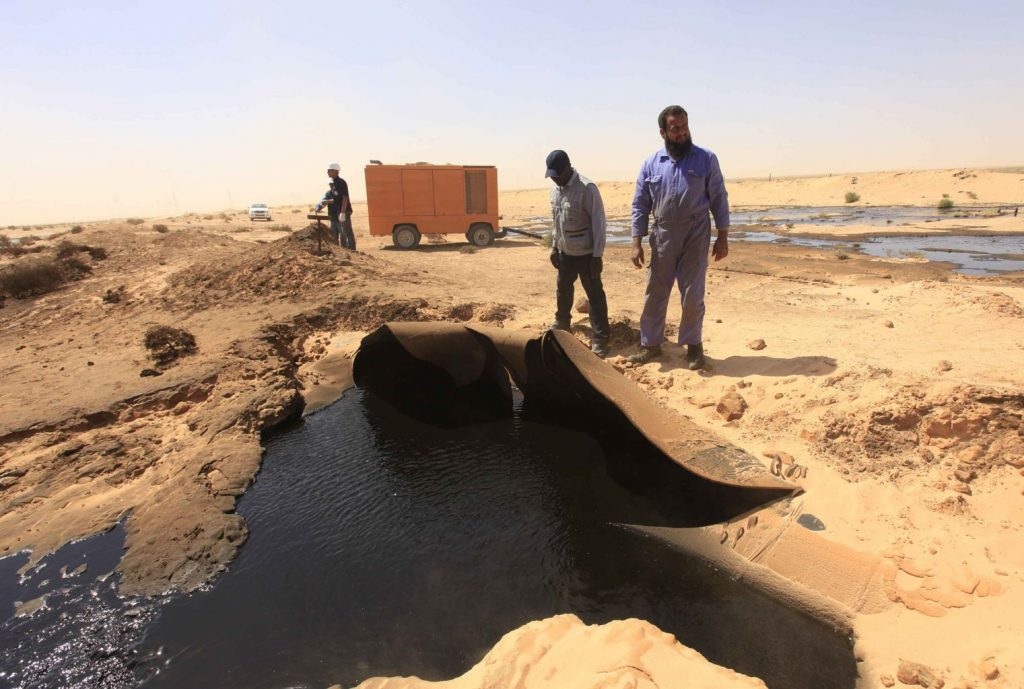 The Business and Politics of Oil in Libya