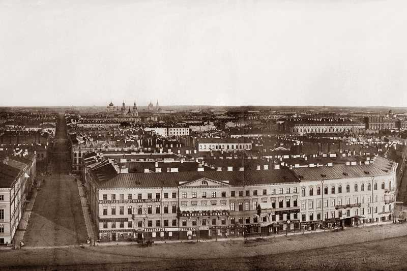 old st petersburg photo