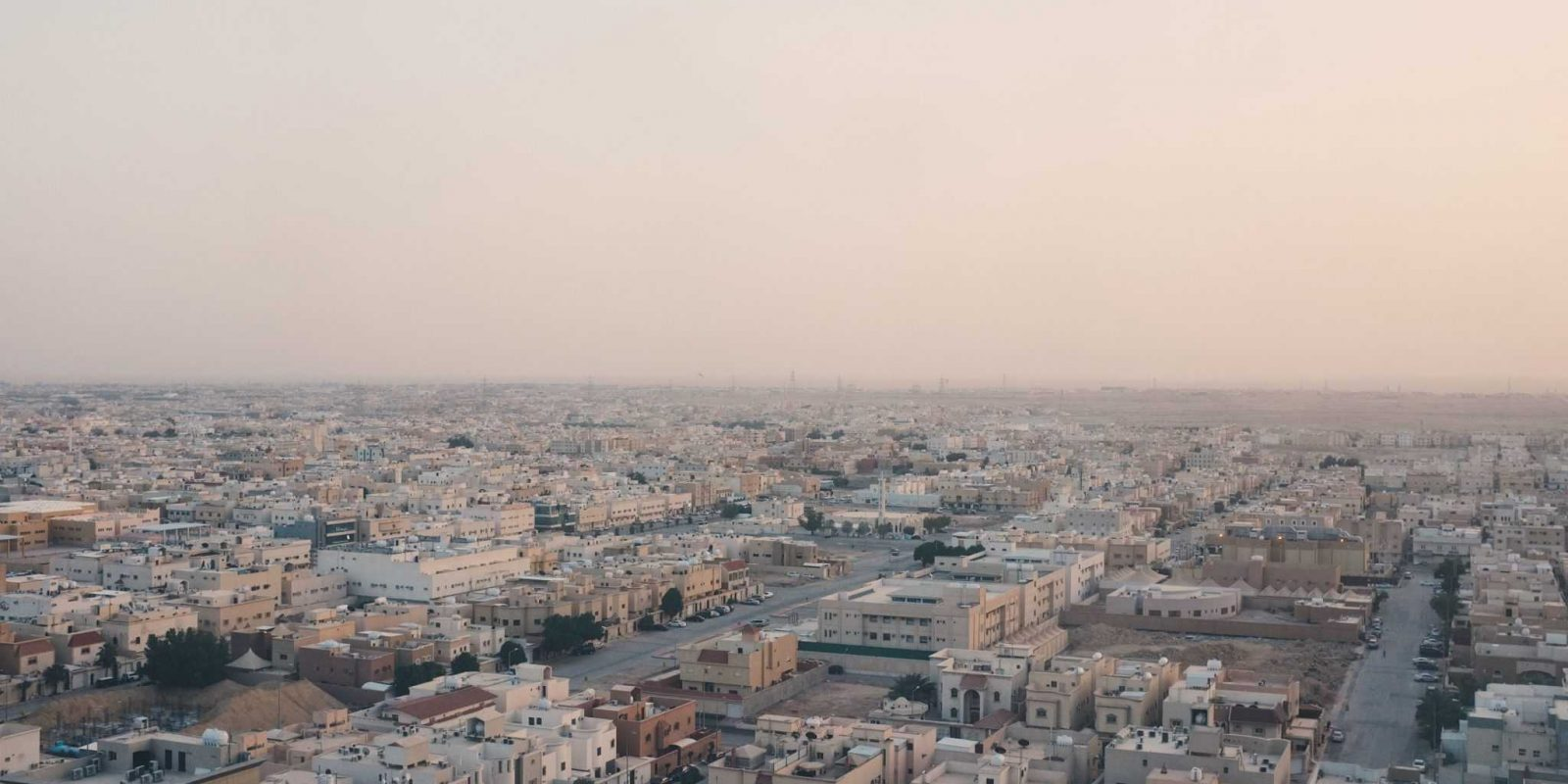 arab skyline