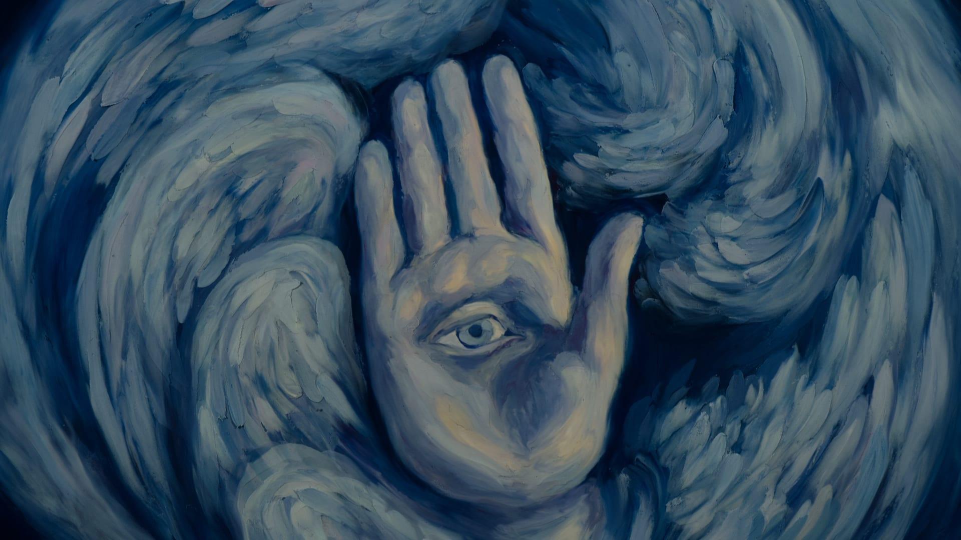 kahlil gibran painting