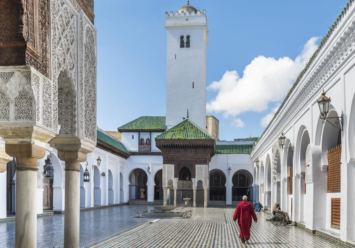 moroccan mosque 2