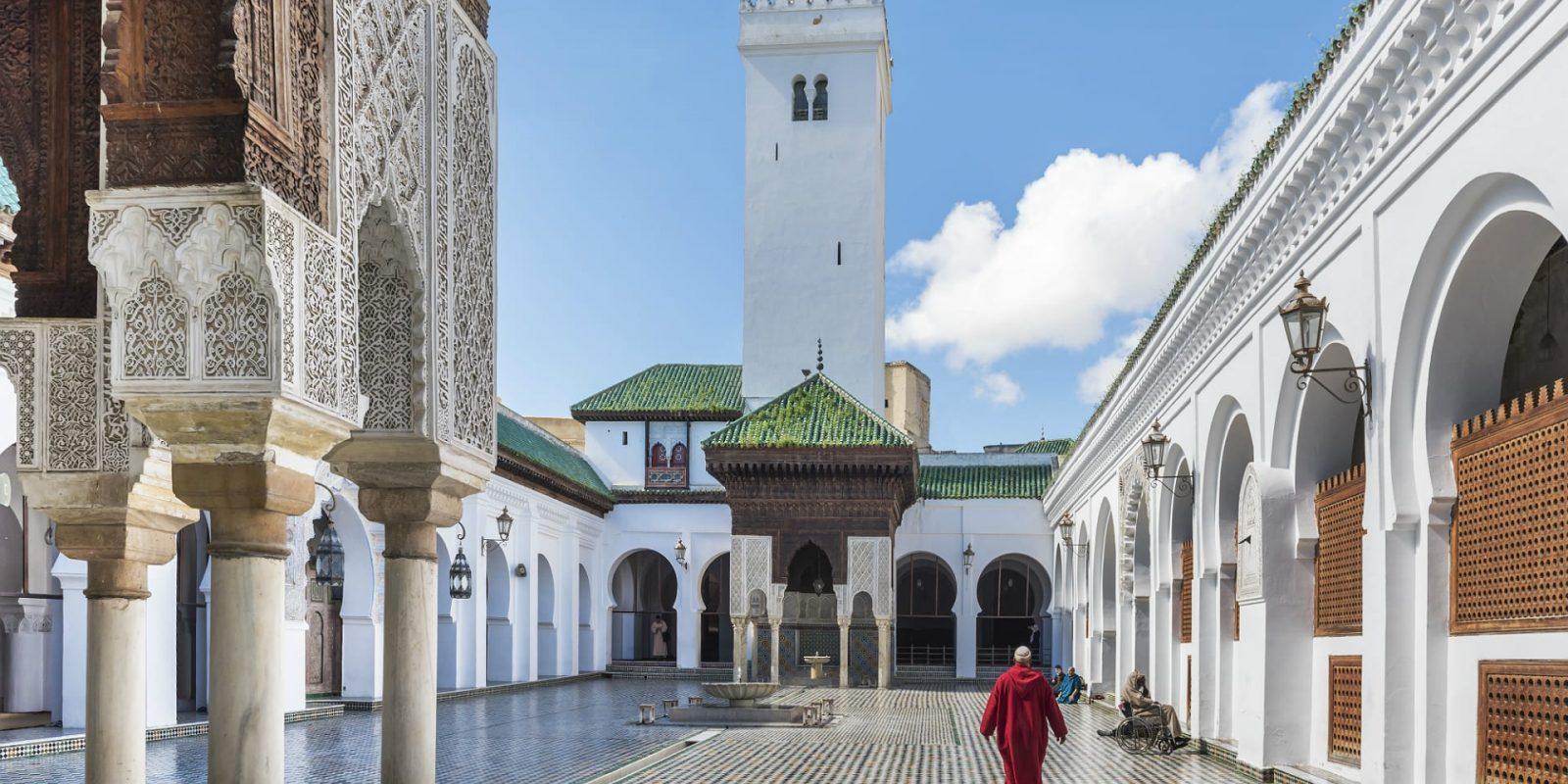 moroccan mosque 2
