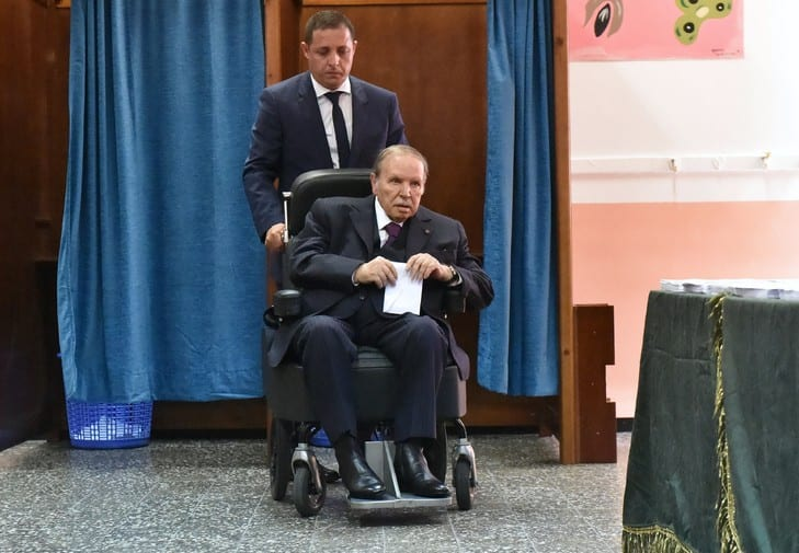 bouteflika wheelchair