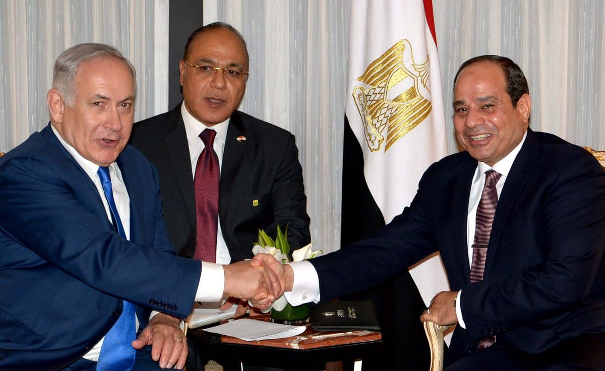 mubarak and sisi