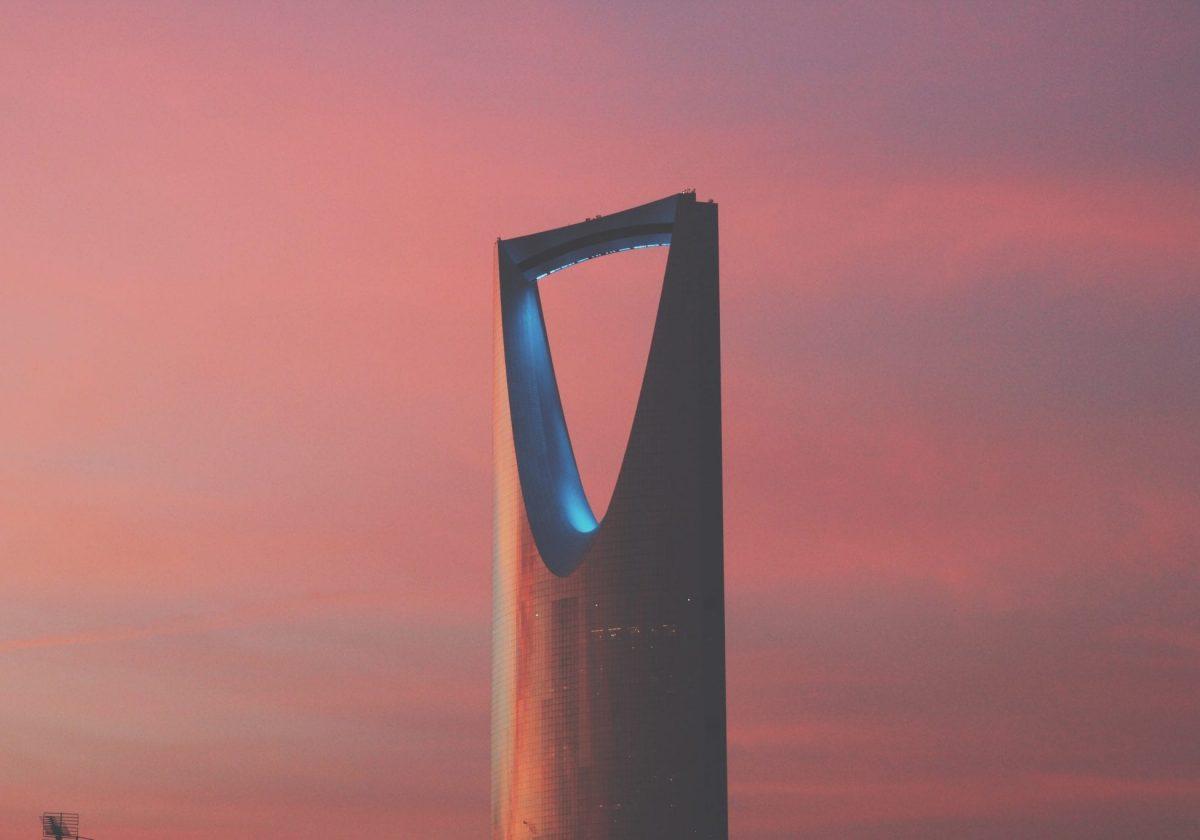 saudi tower