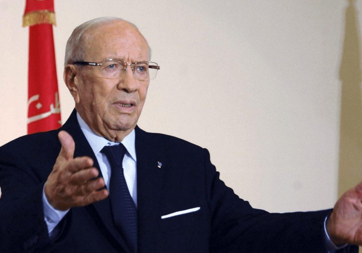 tunisian president