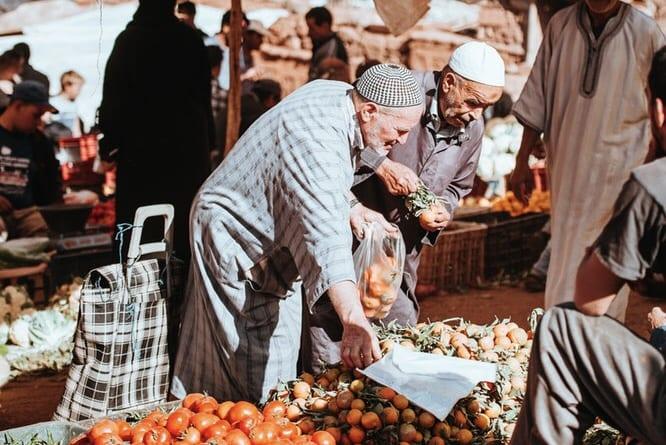 moroccan seller