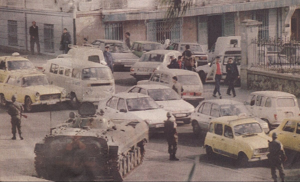 algerian civil war