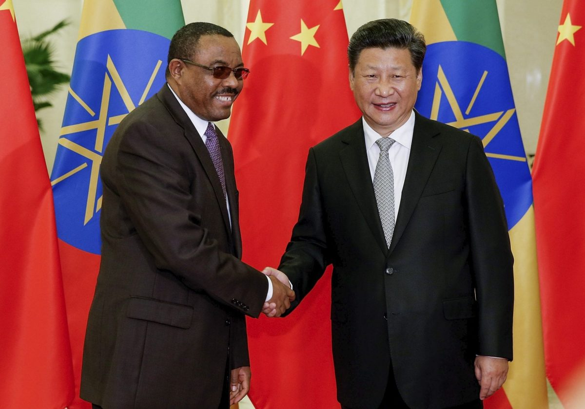 china x ethiopia