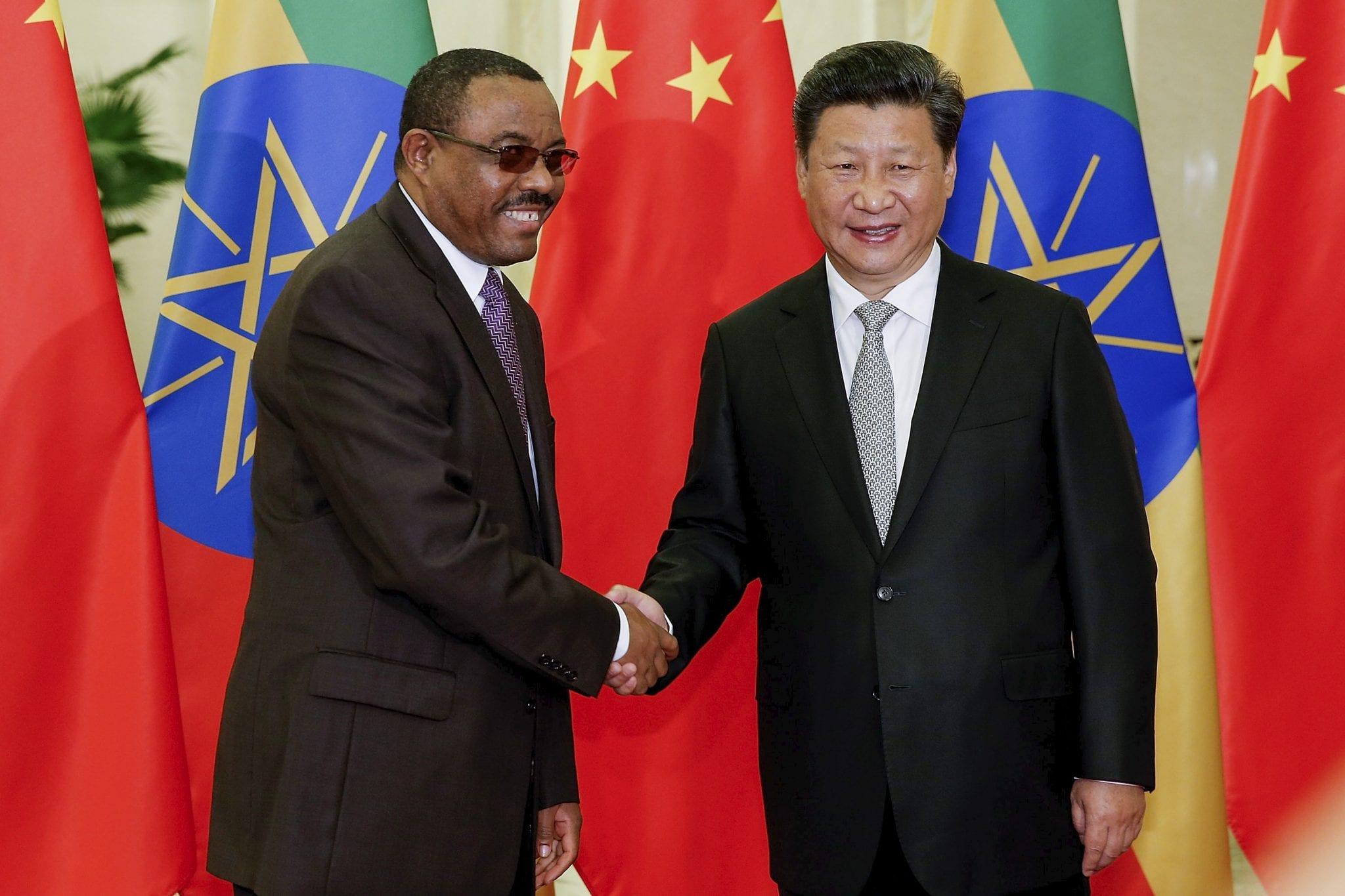 china x ethiopia