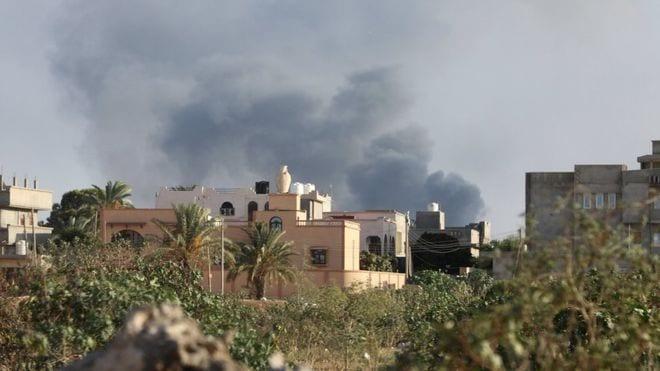 tripoli bombing