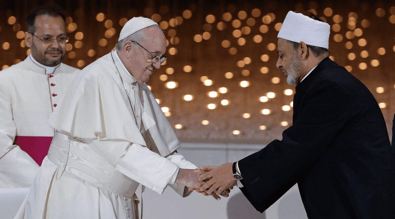 pope grand imam