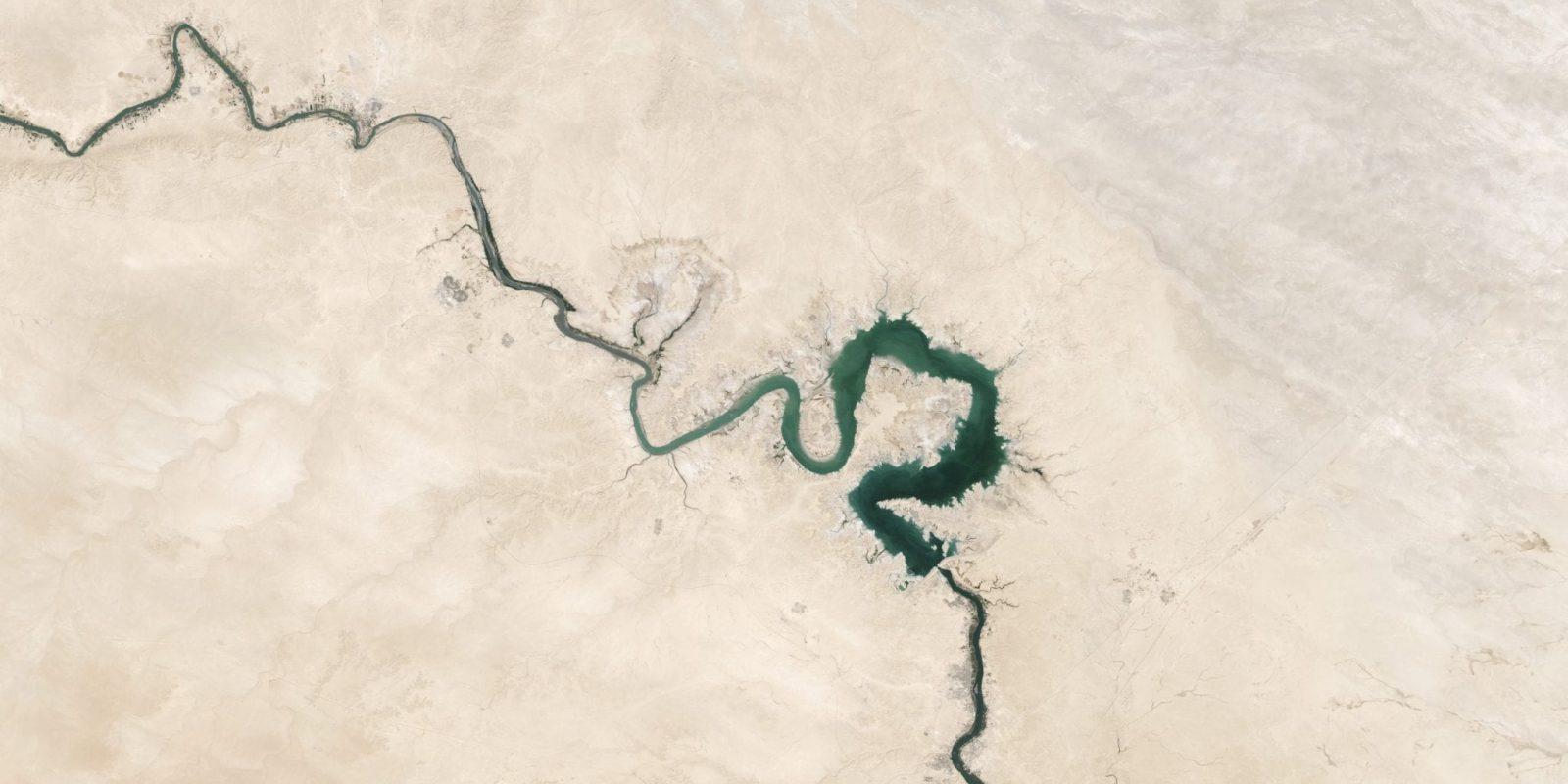 iraqi river