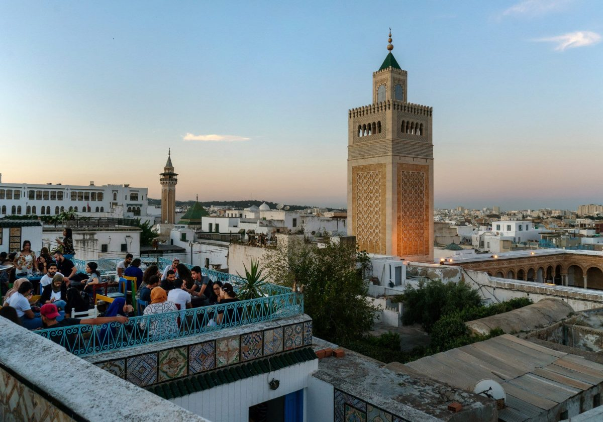 Tunisia's economy before and after the Arab Spring